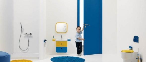 Banyo Dekorasyonunda Yeni Trend:Çocuk Banyoları