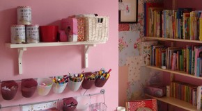 Çocuklarınıza Düzen Kazandıran Eğlenceli Odalar