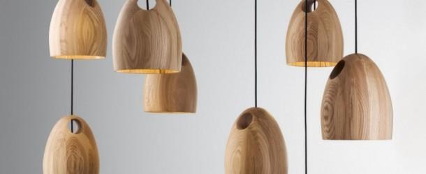 Ahşabı Şekillendiren Avusturya Tasarımı Lamba:OAK