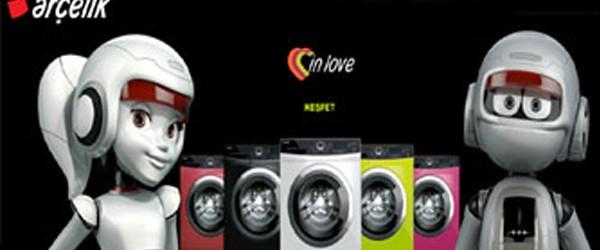 Banyoların Renkli Asistanı Çamaşır Makineleri