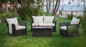 2013 Bahçe Mobilyalarında Kalite ve Konfor Ön Planda