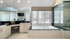 Tasarruflu Banyo Dekorasyonu