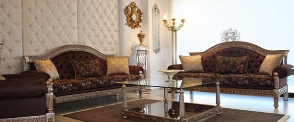 Saraylara İhtişam Kazandıran Klasik Koltuklar