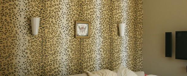 Duvar kağıtları mobilyayı ön plana çıkarmalı