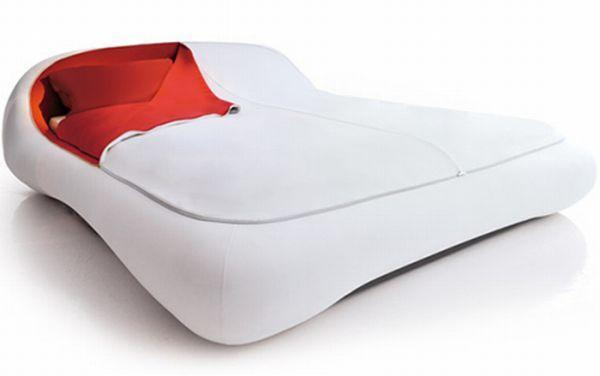 fermuarlı yatak 1