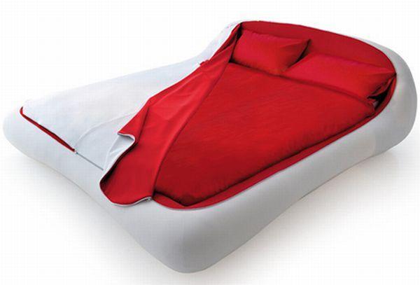 fermuarlı yatak 3