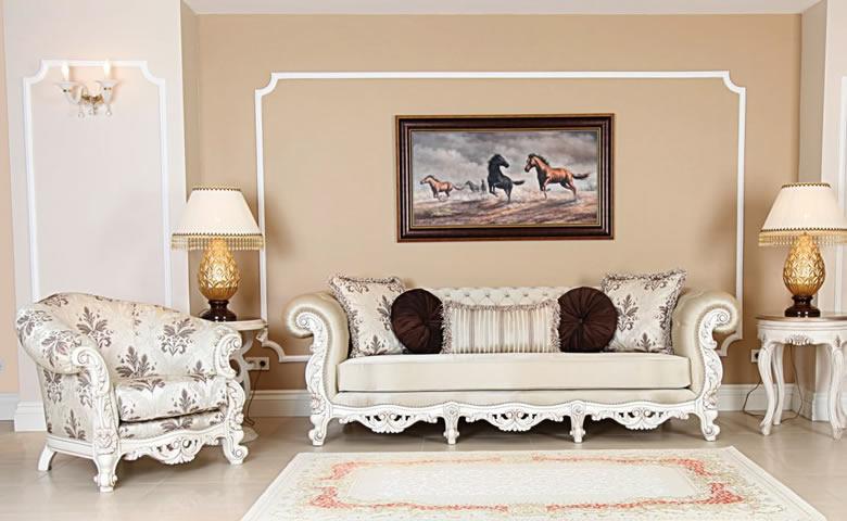 klasik-salon-mobilyası
