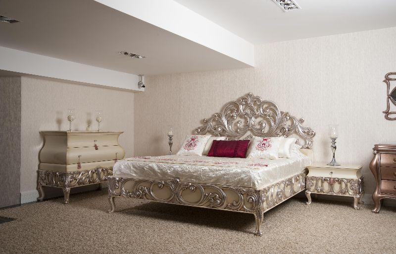 Sofaline Avangard Yatak Odaları | Oymalı Yatak Odası Mobilyaları