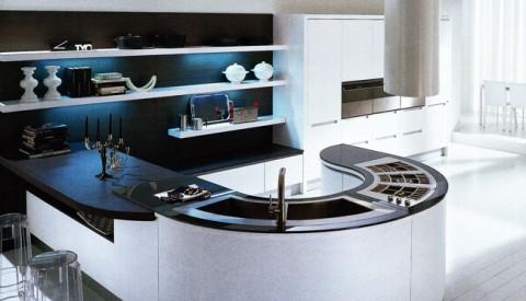 siyah-beyaz-oval-mutfak-tezgahları
