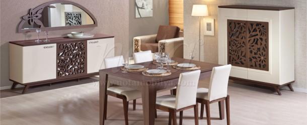 Resital Havasındaki Yemekler:Topkapı Yemek Odası