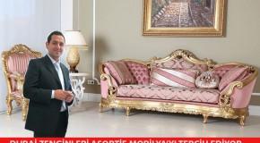 Dubai Zenginleri Asortie Mobilya'yı Tercih Ediyor