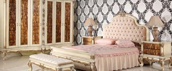Amerikan Tarzı Yatak Odaları