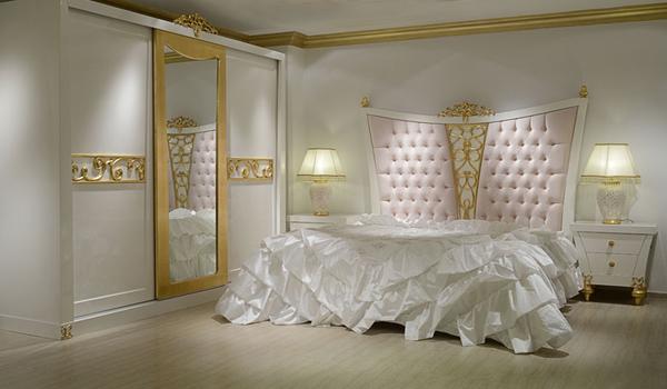 country-tarzı-yatak-odaları