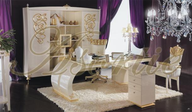 klasik-ofis-mobilyası