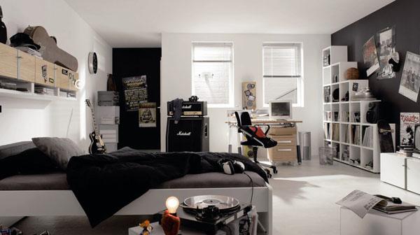 erkek-genç-odası-modelleri