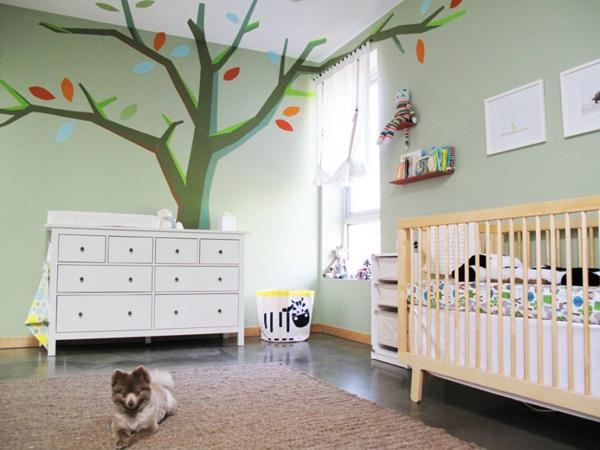 bebek-odası-duvar-kağıdı