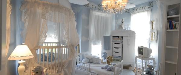 Bebek Odası Tasarımları