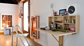 Duvara Monte Mutfak Masaları