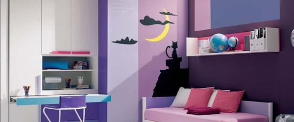 Genç Yatak Odası Dekorasyon Modelleri