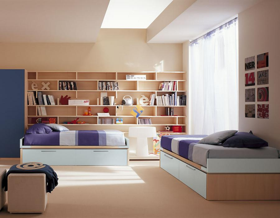 çift-kişilik-genç-odaları
