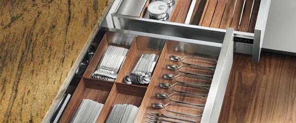 Mutfak Dolapları İçin Pratik Çözümler