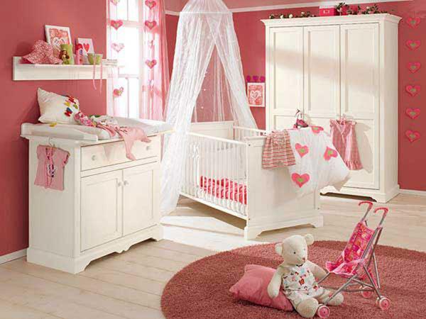 modern-bebek-odası-dekorasyonu