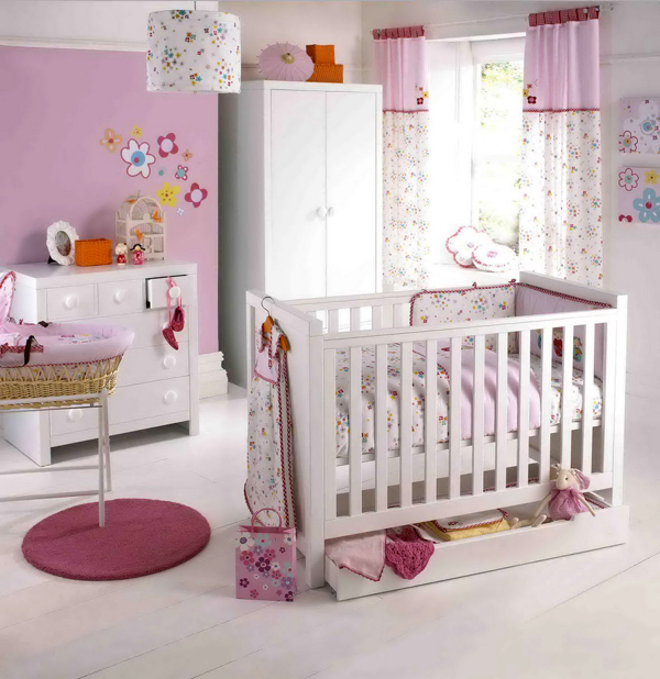 modern bebek odas tasar mlar mobilya kulisi. Black Bedroom Furniture Sets. Home Design Ideas