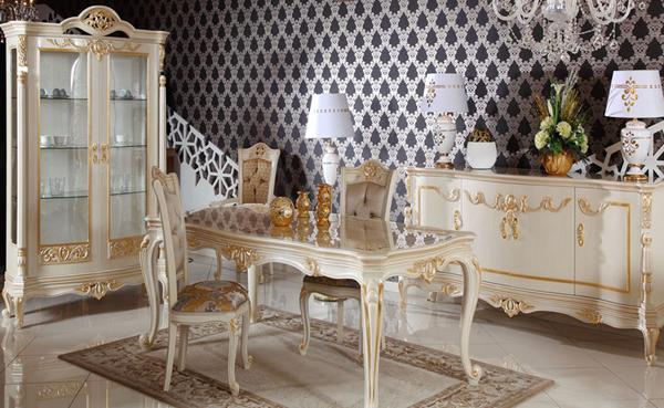 avangard-yemek-odası-dekorasyonu