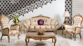 Klasik Mobilyada Pastel Renkler Yeniden Moda