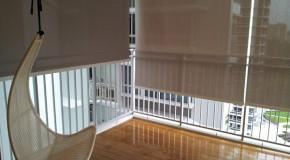 Jaluzi Balkon Perdesi