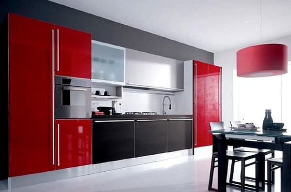 kırmızı-mutfak-resimleri