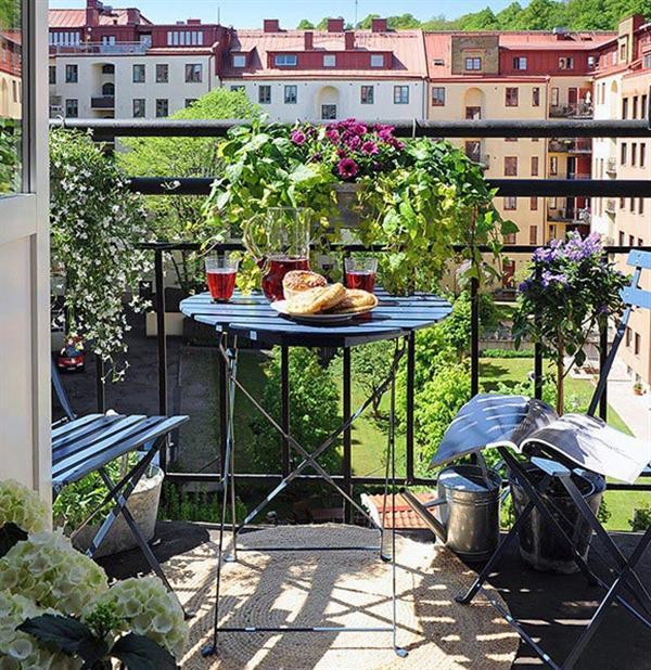 yazlık-balkon-dekorasyonları