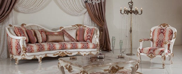 Evinizde Görmek İsteyeceğiniz Klasik Mobilyalar…