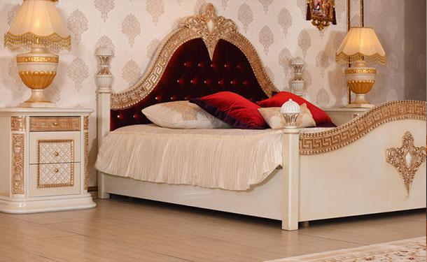 Barcelona klasik yatak odası