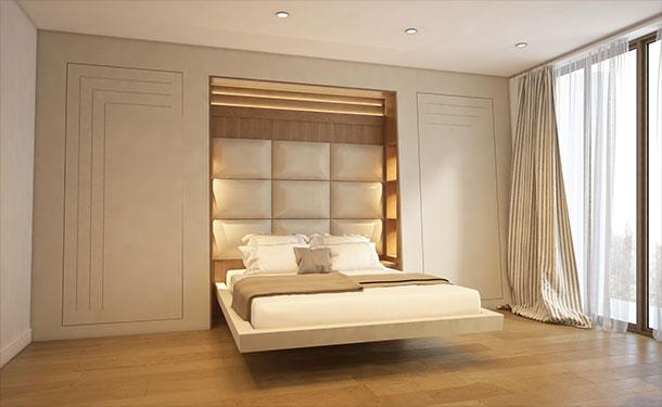 Otel yatak odası modelleri