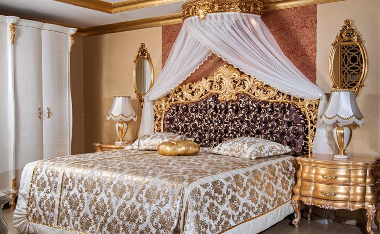 Miami Klasik Yatak Odası takımı