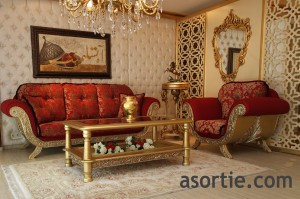asortie klasik mobilya