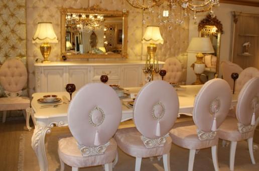 Yemek Odasının Klasik Çizgiyle Buluştuğu Modeller
