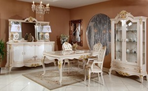 fransız lüks klasik mobilya