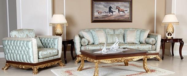 Klasik Oturma Odası İle Misafirlerinizi Hayran Bırakın