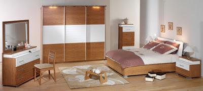 Nostaljik Esintilerin Modern Tarzı:Karamel Yatak Odası