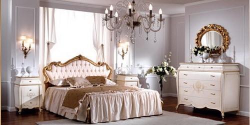 Modernliğin Klasik Yansıması Avangarde Yatak Odası