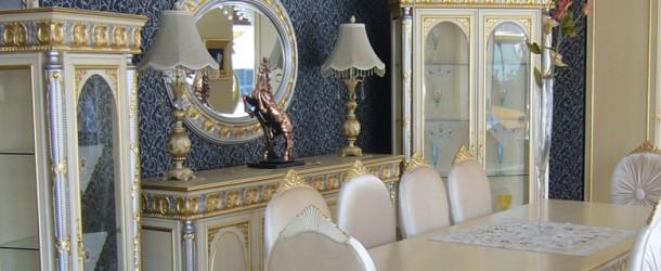 Dost Meclisinin Yareni:Avangarde Yemek Masaları