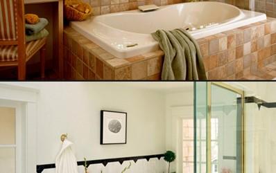 Lüks Ve Konforun Evlerdeki Adı:Banyo