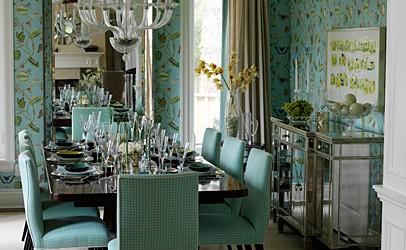 Klasik Yemek Odası Çeşitleri İle Görsel Şölen