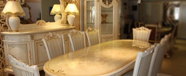 Kraliyet Sofrası: Leydi Yemek Odası