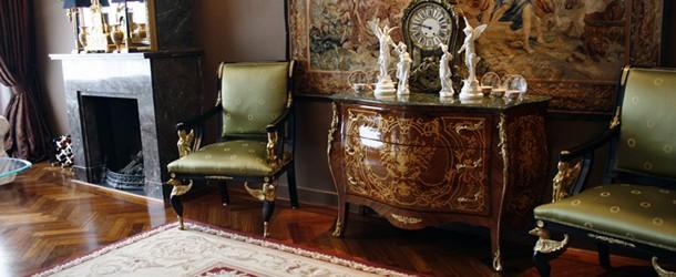 Osmanlı Tarzı Mobilyalar Asortie İle Yeniden Yorumlandı