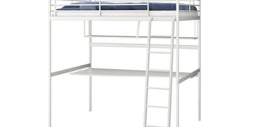 Dar Alanlara Geniş Çözümler IKEA Ranzalar