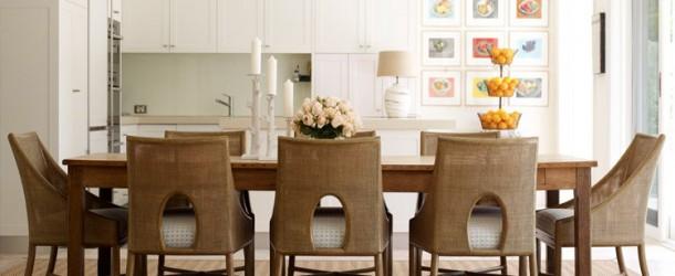 Yemek Odası Sandalye Seçimi