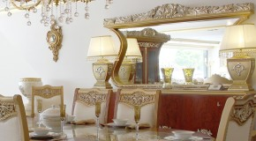 Şehirli İtalyan Tasarım: Cappaletti Yemek Odası